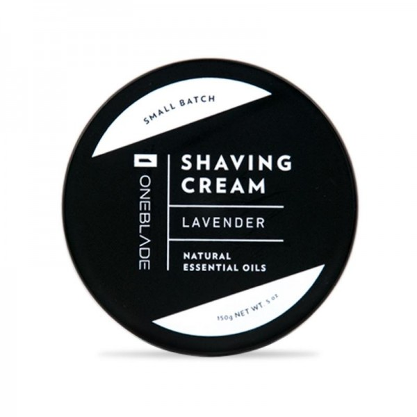 OneBlade Black Tie Shaving Cream