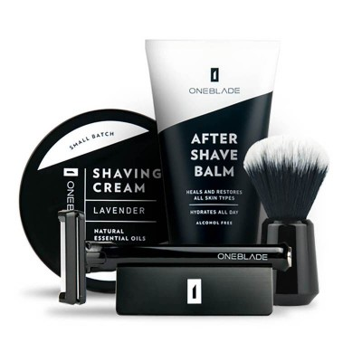 OneBlade Core Black Tie Shave Kit